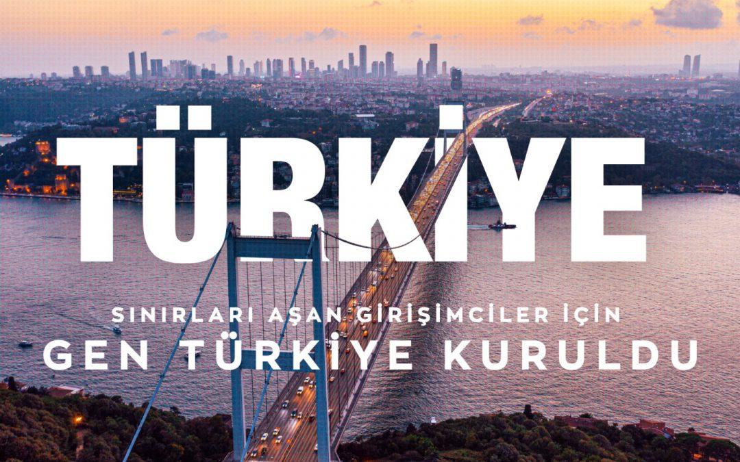 Türkiye'nin En Başarılı Girişimcileri Liderliğinde GEN Türkiye Kuruldu!