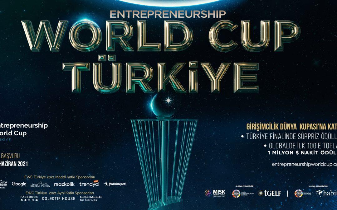 ENTREPRENEURSHIP WORLD CUP TÜRKİYE FİNALLERİ YAKLAŞIYOR!
