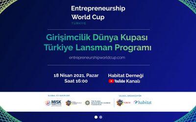 Girişimcilik Dünya Kupası Türkiye Lansmanı